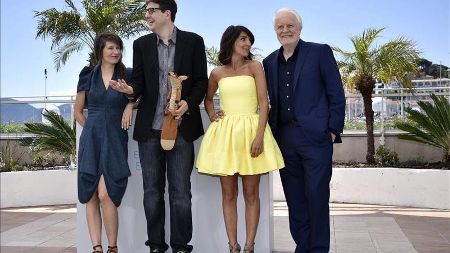 """""""El principito"""", un canto de amor al clásico que emociona en Cannes"""