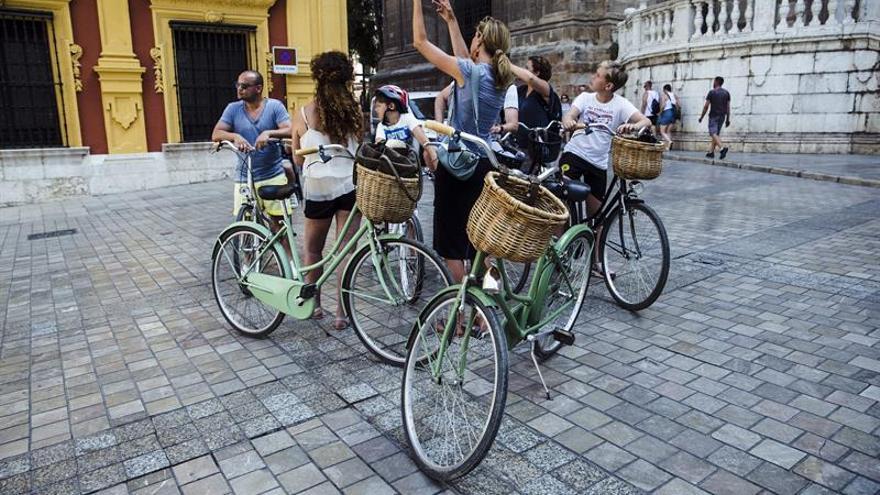 Crece la ocupación hotelera en Málaga pese al aumento de viviendas turísticas