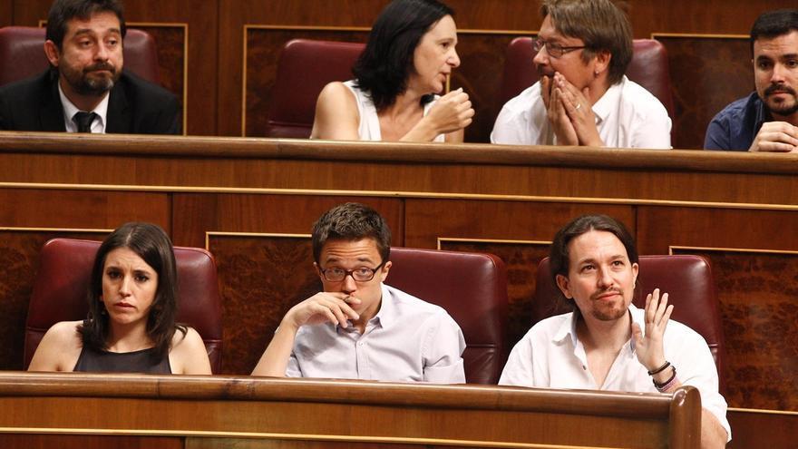 """Unidos Podemos denuncia la """"ignorancia absoluta"""" de Dastis sobre los jóvenes emigrados: """"No tiene vergüenza"""""""