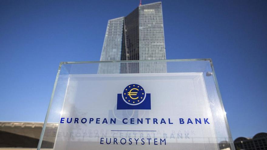 Banco Central Europeo, Bruselas. (EFE).