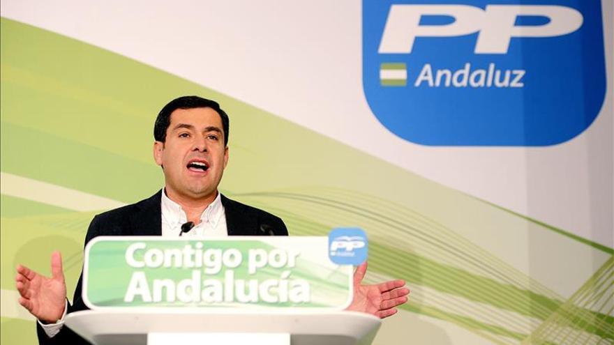 """Moreno replica al PP extremeño que Andalucía """"no está para bromas"""""""