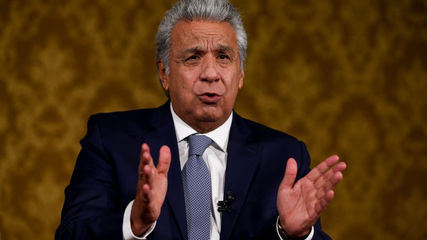 Moreno viaja a EE.UU. para participar en el foro sobre la democracia en Miami