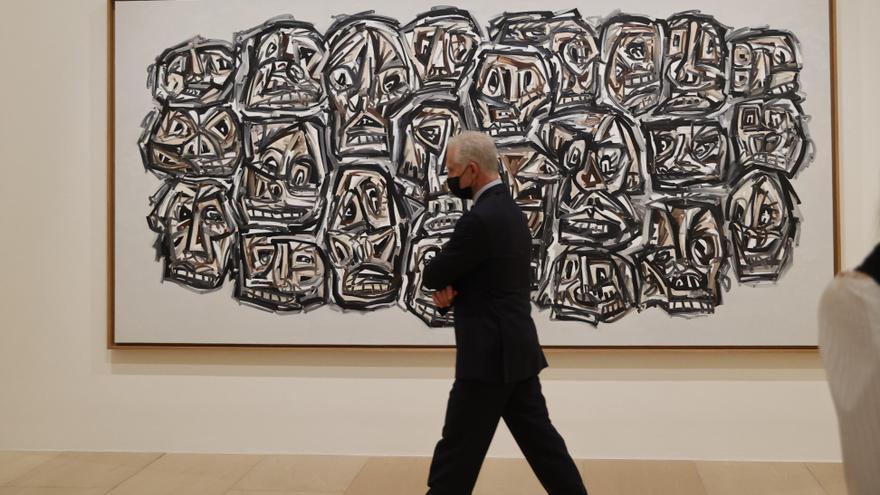 El Guggenheim pone en diálogo obras dispares unidas por el ingenio
