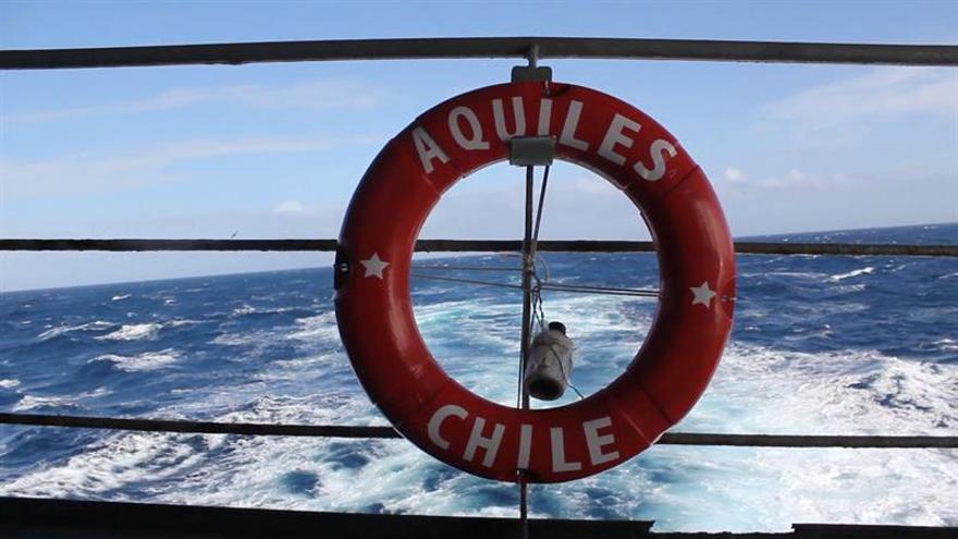 Pasaje de Drake, el peligroso peaje para llegar a la Antártida