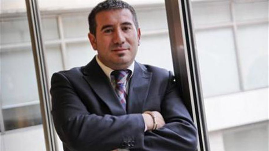 Luis Ángel Mateo, concejal del PP en el ayuntamiento de Elche