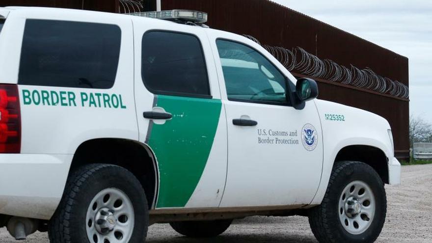 Imagen de un vehículo de la Oficina de Aduanas y Protección Fronteriza de Estados Unidos.