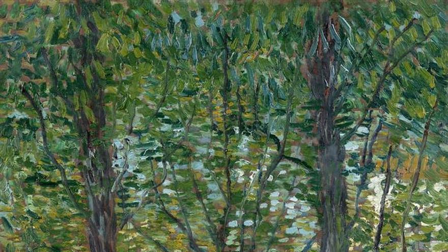 El Museo Van Gogh traslada al genio holandés al interior de los bosques