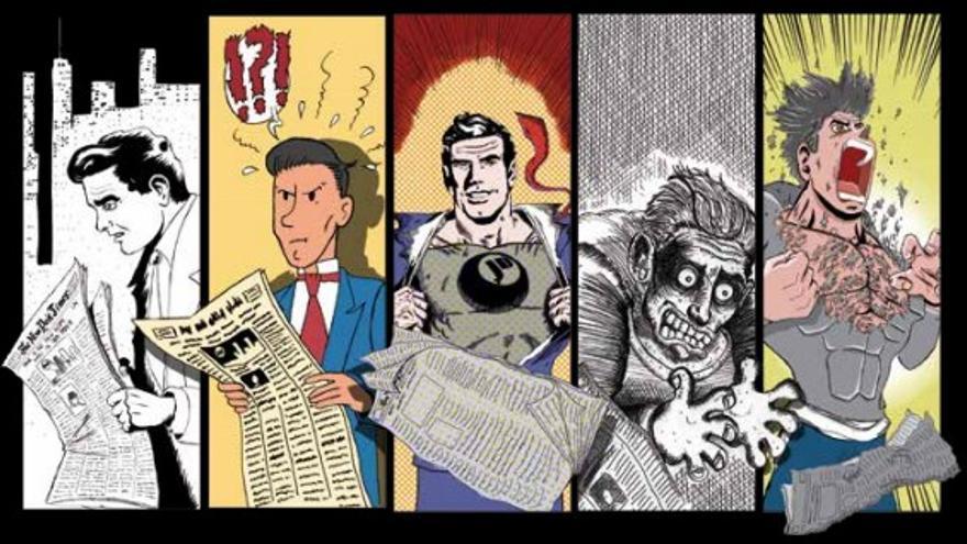 '100 cómics' de Jot Down