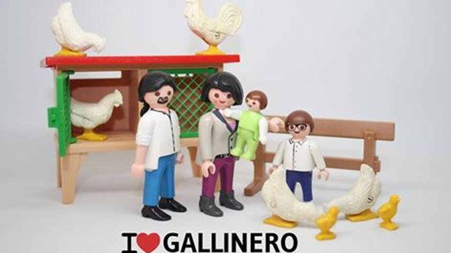 I love gallinero