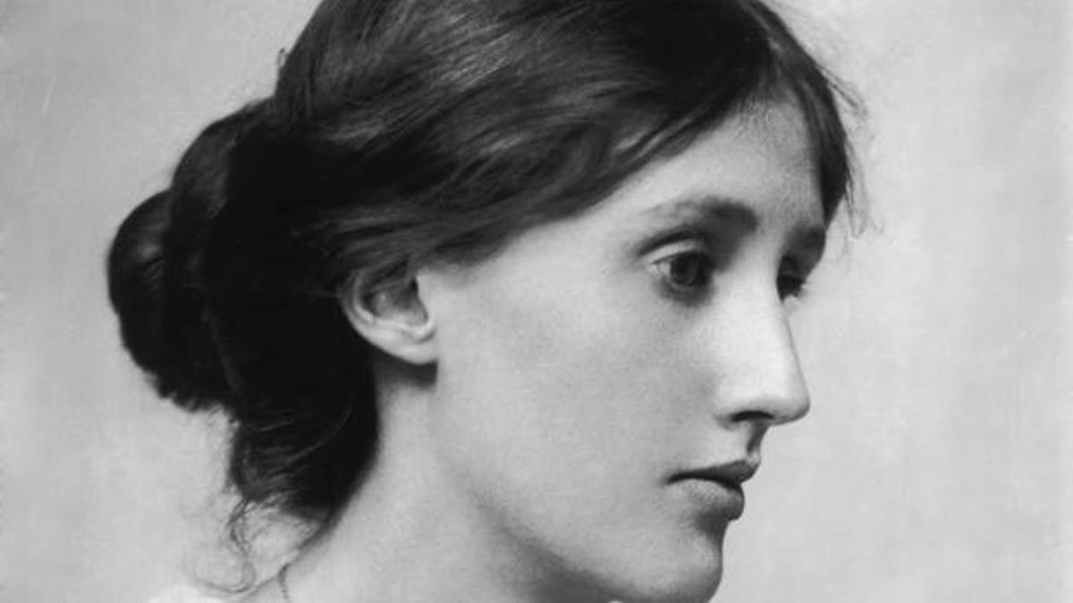 La escritora Virginia Woolf