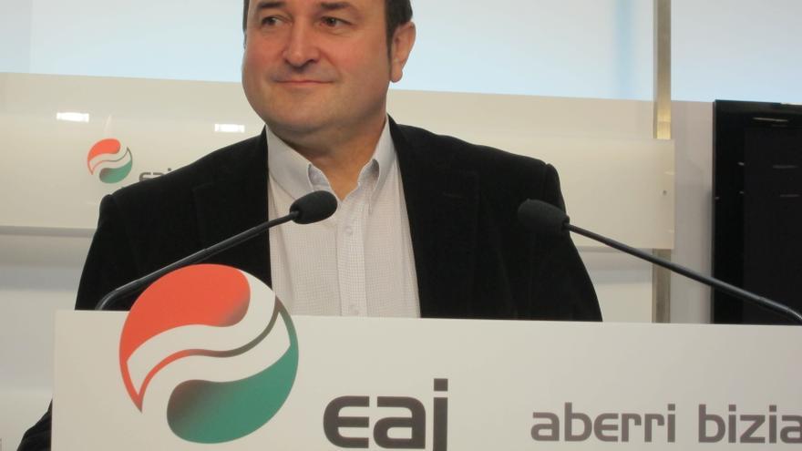 Lehendakari y cargos políticos e institucionales de PNV arroparán a Ortuzar en su designación como presidente del EBB