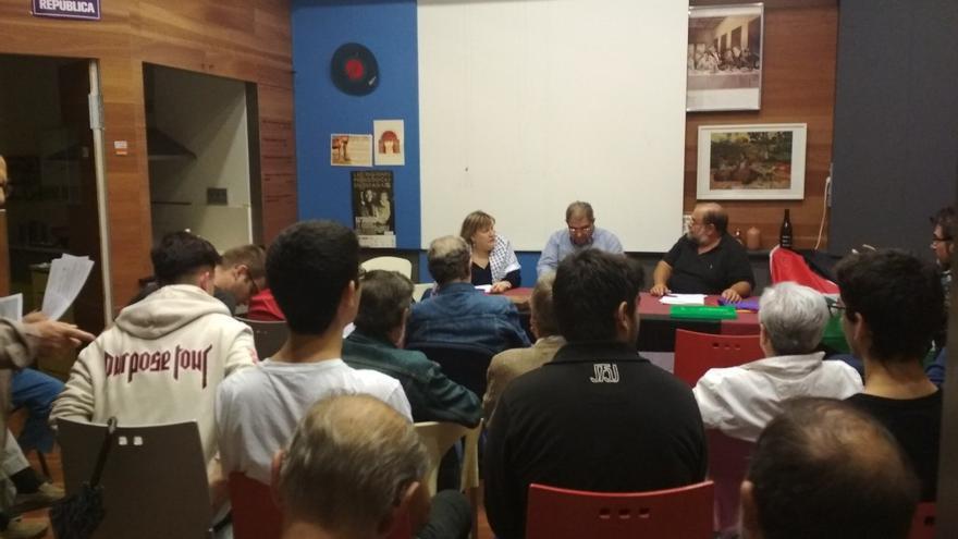 Charla reivindicativa sobre Yemen en Murcia