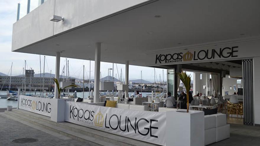 Discoteca Kopas Lounge en Arrecife
