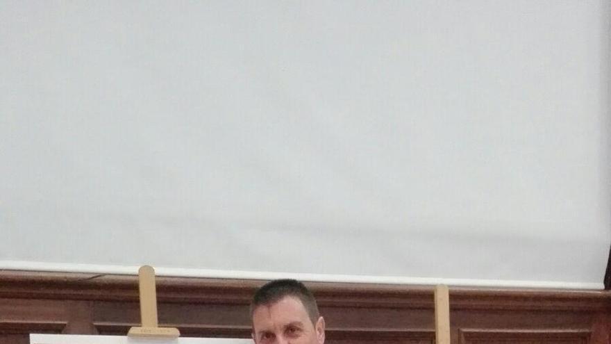 Martín Taño, alcalde de Garafía, ha presentado el Museo del Gofio en el 'I Congreso de Museos de Canarias' que se celebra en La Orotava (Tenerife).