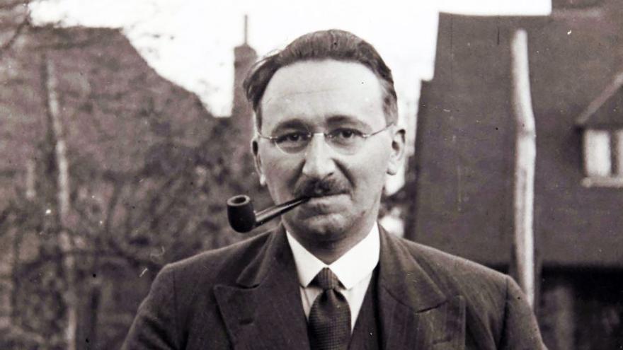 El economista austriaco  Friedrich Hayek.