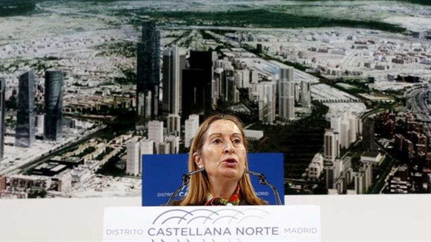 Fomento ve inviable el proyecto Madrid Puerta Norte y pide reflexión