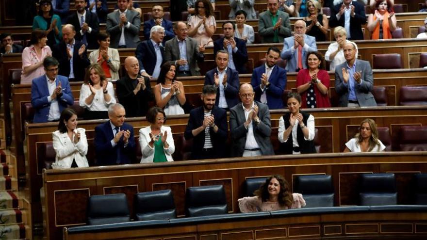 La abstención de Podemos y los independentistas tumbarán el techo de gasto
