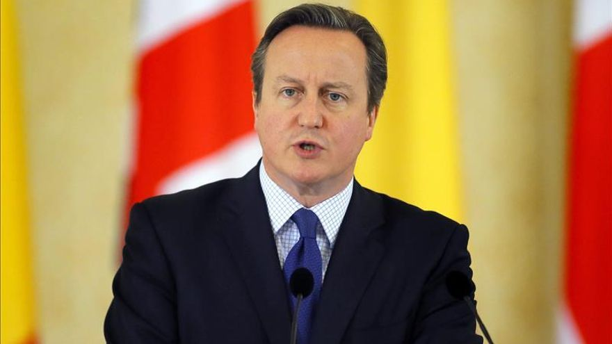 Cameron y Putin conversan para coordinar la lucha contra el Estado Islámico