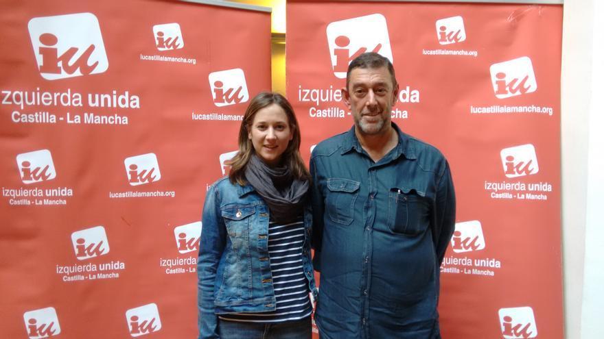 Marina Albiol y Alejandro Ávila en Toledo