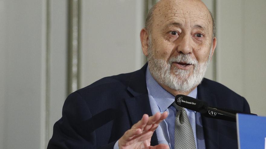 Archivo - El presidente del Centro de Investigaciones Sociológicas (CIS), José Félix Tezanos
