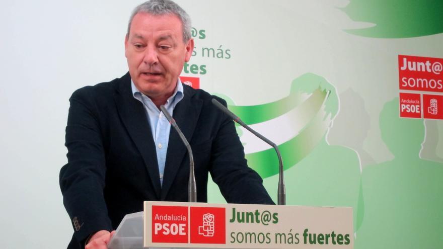 """PSOE-A considera un """"error mayúsculo"""" querer """"arreglar el problema de Cataluña"""" con el reparto del déficit"""
