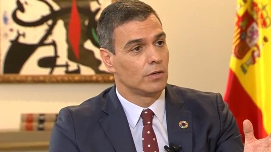 Sánchez acusa a PP y Vox de intentar derrocar al Gobierno poniendo encima de la mesa los muertos por COVID
