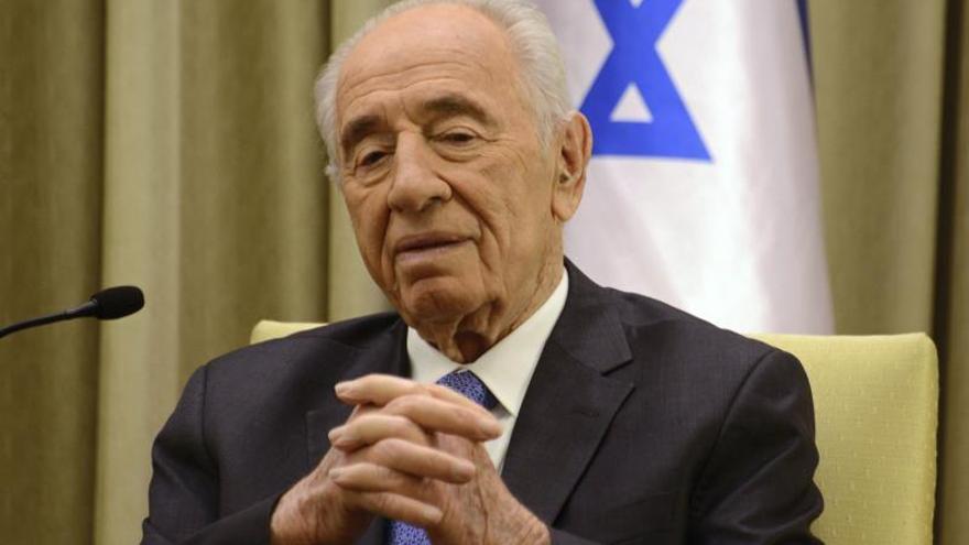 El presidente israelí Simon Peres será homenajeado en el Foro de Davos
