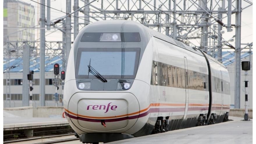 347.200 personas viajaron entre Cantabria y Madrid el año pasado en tren, un 5,3% más