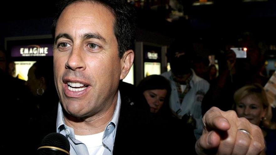 Jerry Seinfeld actuará durante todo 2016 en el teatro Beacon de Nueva York
