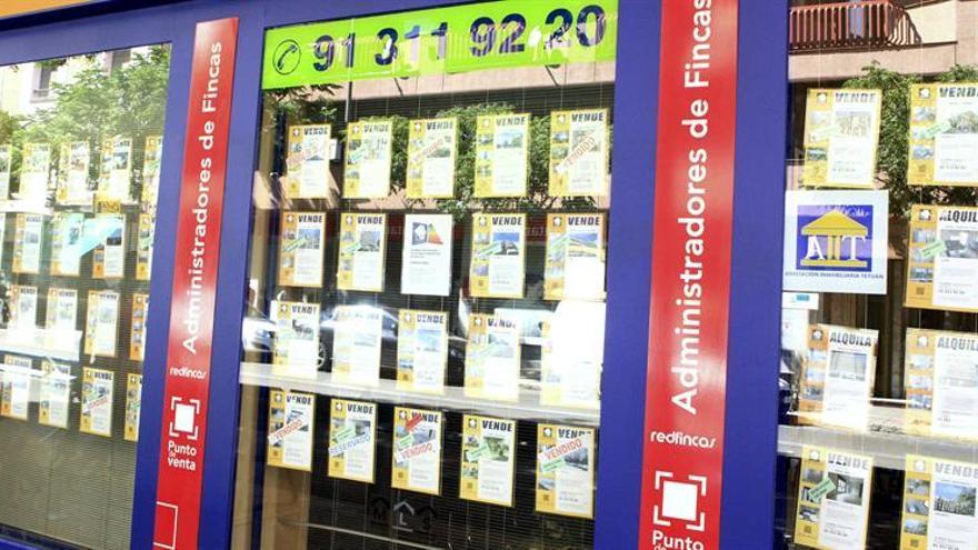 La firma de hipotecas para vivienda subió un 9,2 % en mayo según el INE