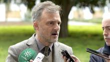 """José Fiscal (PSOE andaluz):  """"Moreno ha dedicado buena parte de su mensaje al enfrentamiento con el Gobierno de España"""""""
