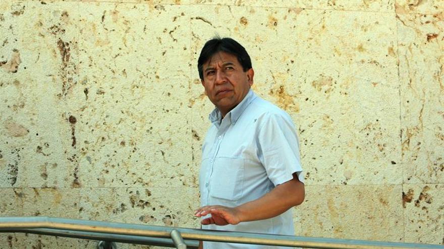 Choquehuanca debe anunciar su visita o no tendrá acceso puertos, dice Insulza