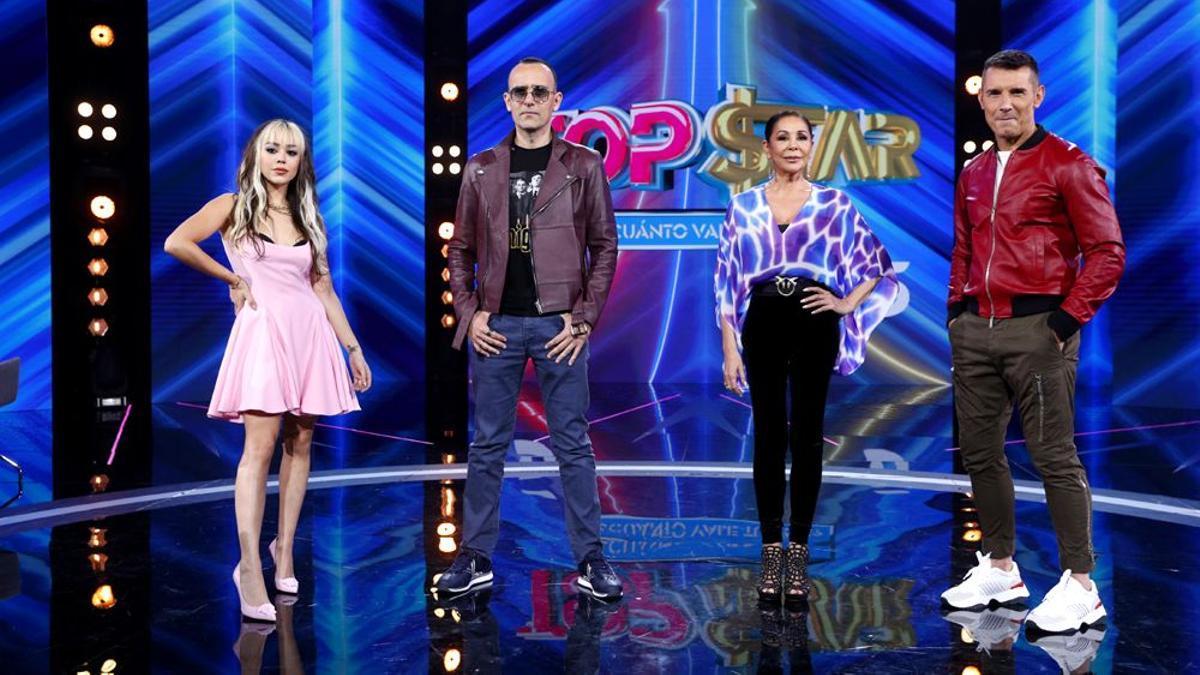 Presentación de 'Top Star', el nuevo talent show de Telecinco