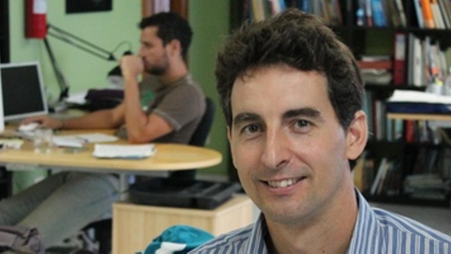 Arturo Boyra, gerente de Oceanográfica.