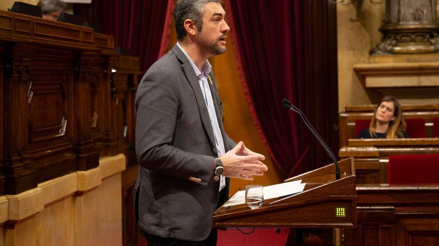 Bernat Solé es el nuevo conseller de Acción Exterior en sustitución de Bosch