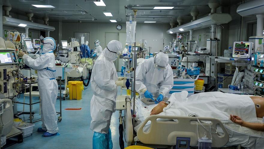 'Pandemia: Covid-19' en DMax