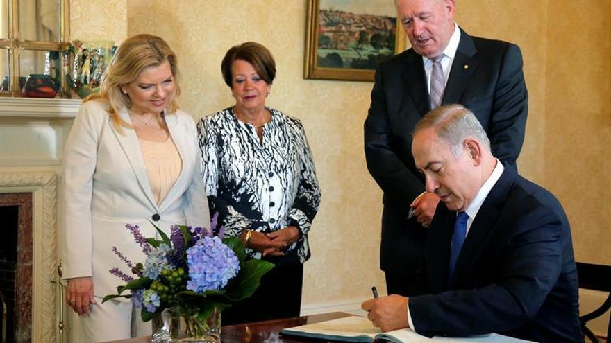 Australia reafirma su apoyo a Israel y critica a la ONU