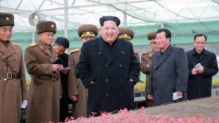 """Kim Jong-un lamenta la muerte de Castro, """"un verdadero líder del pueblo"""""""