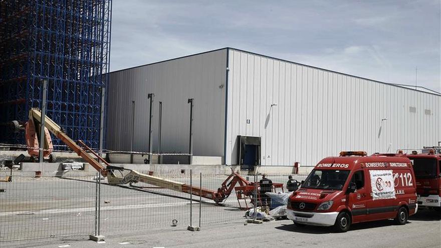 Dos muertos en un accidente laboral en una industria de Navarra