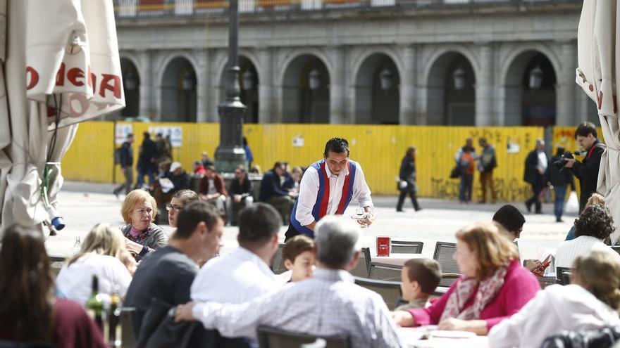 Casi el 90% de los autónomos en España cotiza por la base mínima