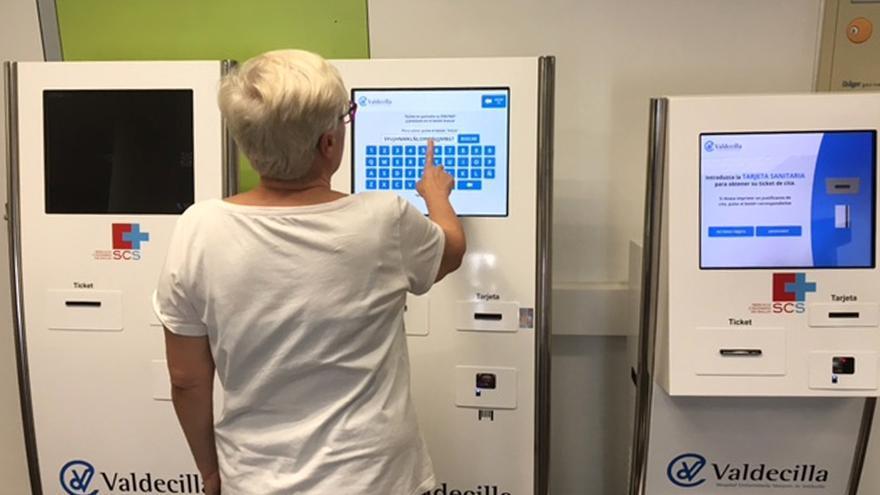 Valdecilla Sur implanta un novedoso sistema de direccionamiento de pacientes en las consultas