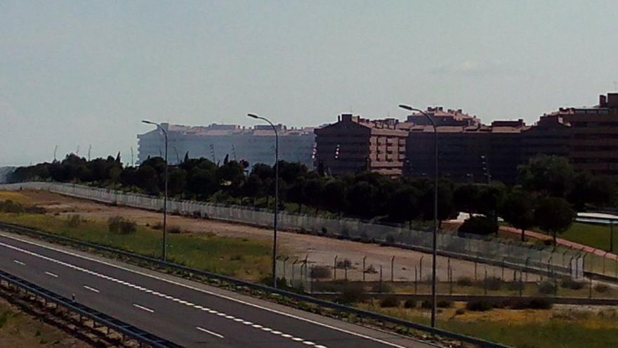 Urbanización 'El Quiñón' de Seseña / Foto de @nalapop