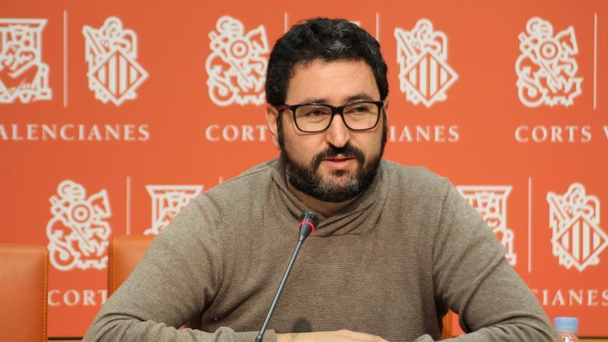 David Torres, diputado de Podem