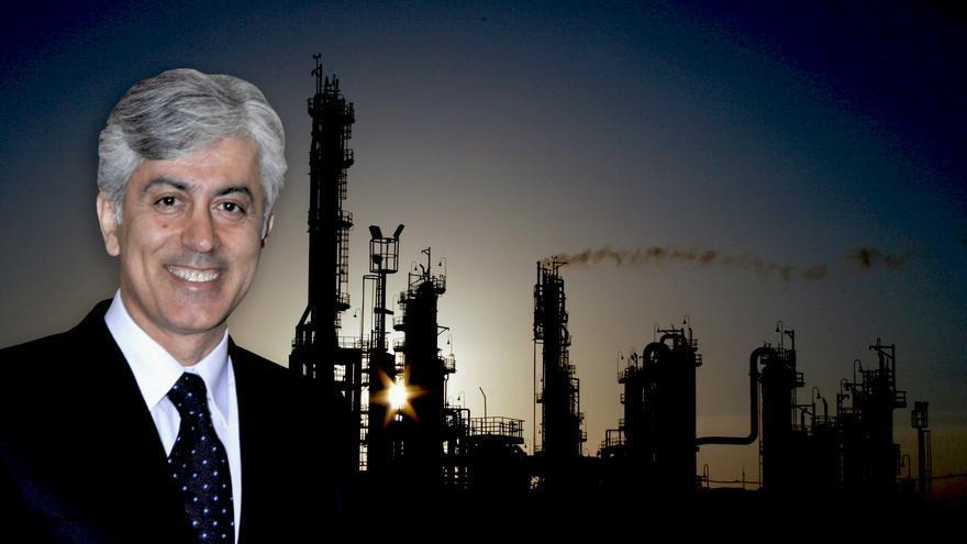 El empresario iraní Massoud Zandi.