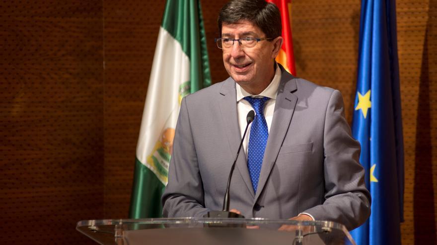 """El vicepresidente andaluz: el Gobierno intenta """"con buen criterio"""" salvar vidas"""