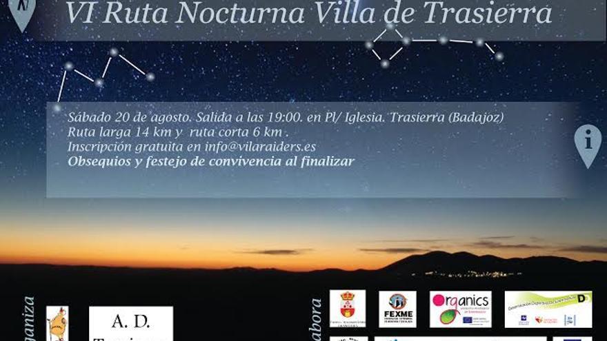 senderismo Trasierra Extremadura