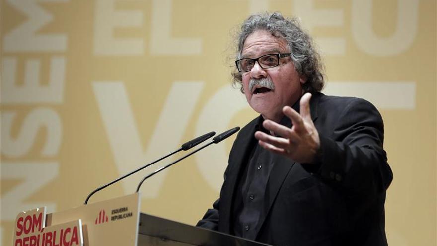 Tardà (ERC) pide a Mas que ceda la Presidencia a otro dirigente de CDC