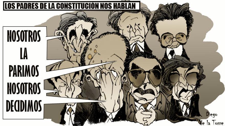 Padres de la Constitución