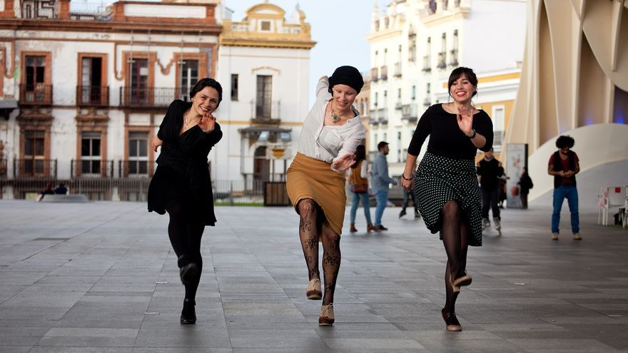 Swing en Sevilla.