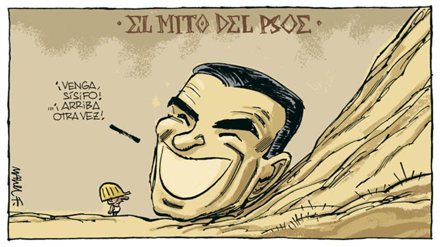 El mito del PSOE